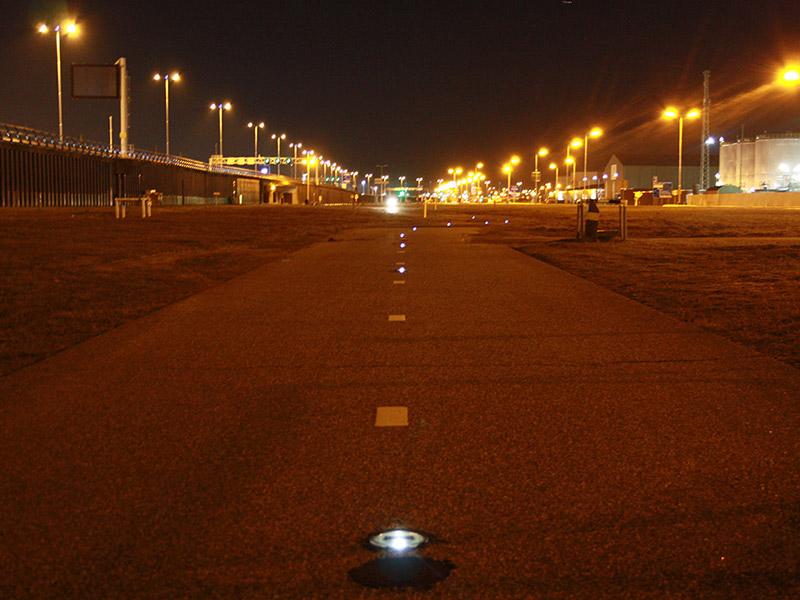 Solar road stud SD-RS-SA3 (2)